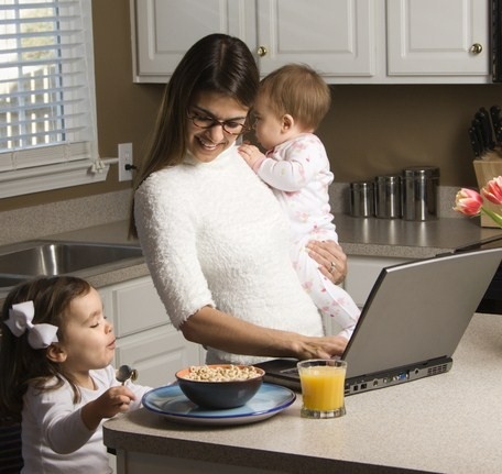 How To Succeed As A Work At Home Mom Viral Mom