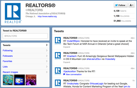 National Association of REALTORS @REALTORS