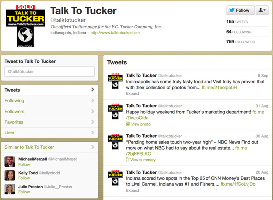 Talk To Tucker @talktotucker